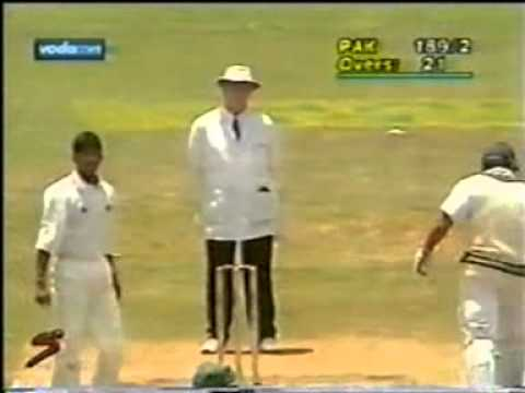 Shahid Afridi 37 Balls 100 In 1996- Part 2 3 video