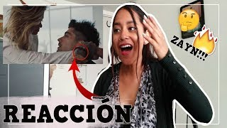 Download Lagu ZAYN - LET ME (OFFICIAL VIDEO) REACTION | MELI SBEIB Gratis STAFABAND