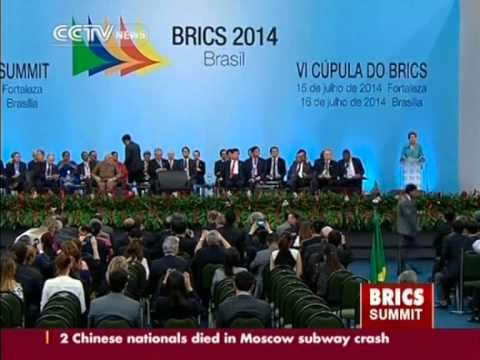 BRICS to build development bank
