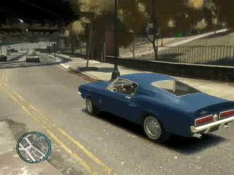 Grand Theft Auto IV GT500 Beta review!!!!