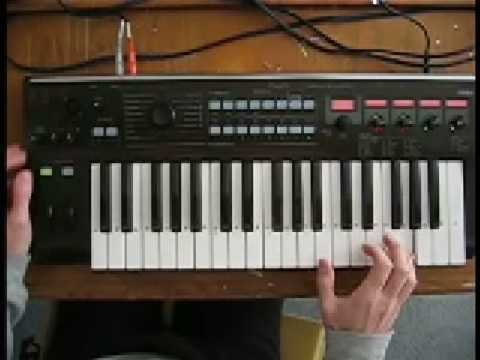 Part #2 how to play Are Friends Electric? Gary Numan