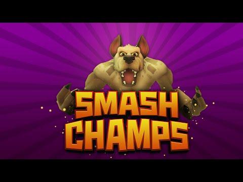 Smash Champs - SPIKE Reveal Trailer