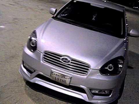 Hyundai Accent Tuning Wmv Youtube