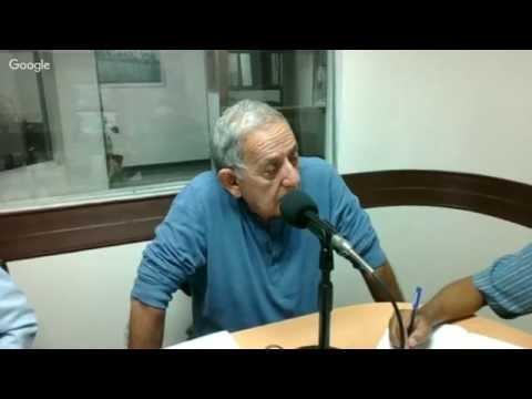 CAPT ROBERT SALAS, ALFA BIDONDO, HNO. ANTONIO CORDOVA - RADIO ACTUAL COSTA RICA