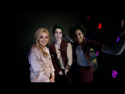 Zombies Baam Official Music Video Disney Channel Asia Youtube