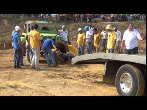 RUSTY TRACK EN NIRGUA  25 5 14 PRIMERA PARTE