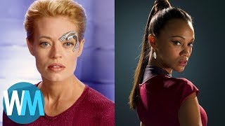 Top 10 Best Female Star Trek Characters