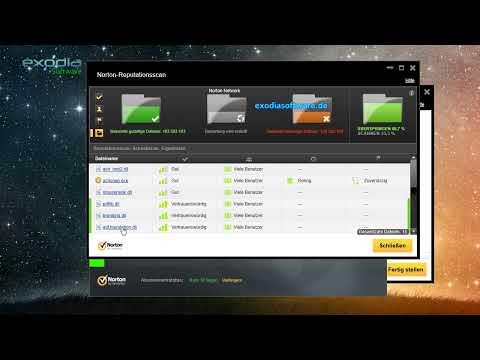 Norton Internet Security 2013 - finale Version - die neue Benutzeroberfläche