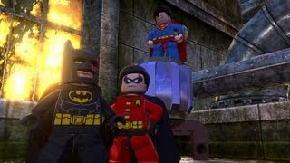 LEGO Batman 2 DC Super Heroes Official Announcement Trailer