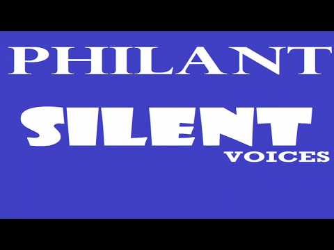 PHILANT - SILENT VOICES (OFFICIAL AUDIO) FROM THE EP REVOLUTION #vevo