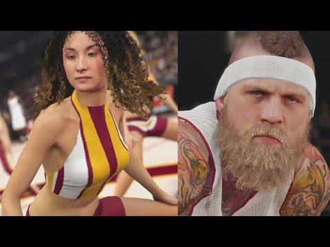 NBA 2K15 Yakkem Trailer!