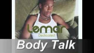 Watch Lemar Body Talk video