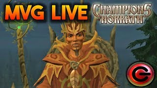 Monday Night - Champions of Norrath - more progression - PS2 | MVG