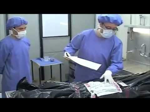 Instructivo autopsia forense (Explicación de una Autopsia).
