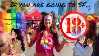 The craziest PRIDE parade, San Francisco 2018 [Ventosha] II Warning 18+