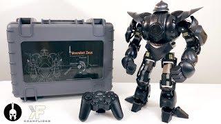 UNBOXING & LETS PLAY! - ZEUS - Moorebot : Ultimate Battle Humanoid Robot w/ 22 Servos!