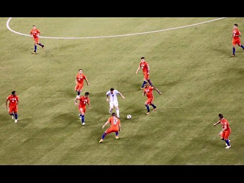 Lionel Messi Vs 3 or More Players ? Argentina | HD