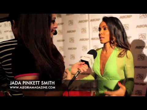 ALEGRIA MAGAZINE INTERVIEW WITH JADA PINKETT SMITH