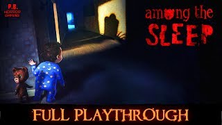 Among the Sleep | Full Playthrough | Longplay Gameplay Walkthrough 1080P HD No Commentary