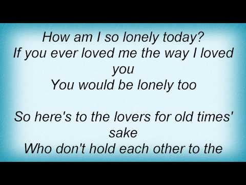 Lee Ann Womack - Lonely Too