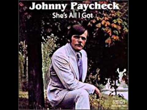 Johnny Paycheck - Lets Walk Hand In Hand