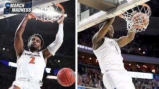 BEST Dunks from 2019 NCAA March Madness!