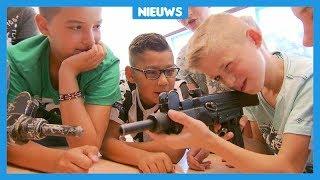 Actie tegen nepwapens: 'ze zijn levensgevaarlijk'