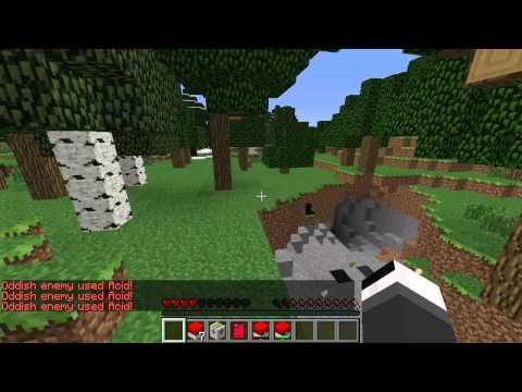 PokeCube X Y 1.6.4 Episodio 01