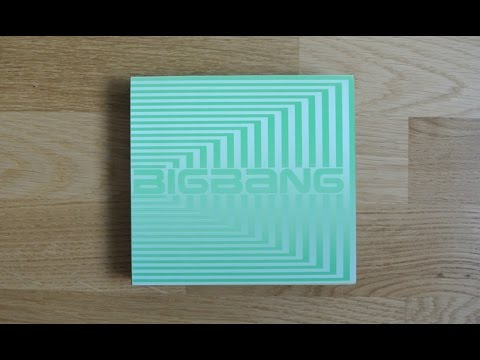 [UNBOXING] Bigbang - Number 1