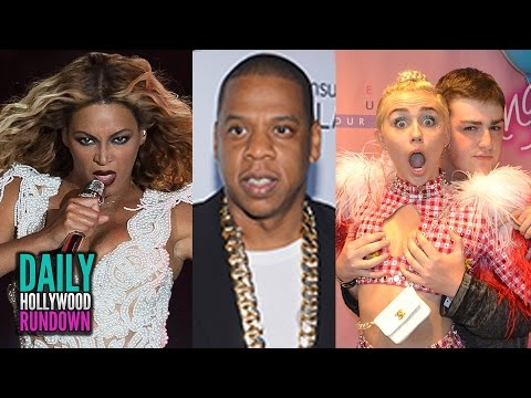 Beyonce Performing at VMAs & Jay Z Mistress Speaks Out! Miley Lets Fans Grope Her (DHR)