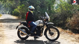 Royal Enfield Himalayan Fi ABS First Ride Review #Bikes@Dinos