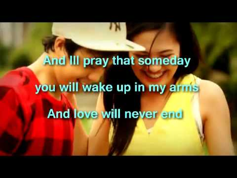 I'll Be There - Julie Anne San Jose W  Lyrics Hq video