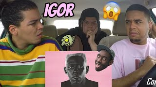 Tyler, The Creator - IGOR | REACTION REVIEW