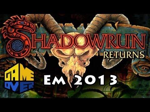 Shadowrun volta em 2013