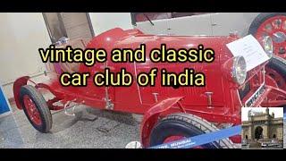 Vintage Car exhibition in Mumbai 2019 | Bristol 400 | Mumbai IndiaVintage classic car