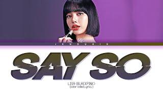 Download lagu LISA (BLACKPINK) -
