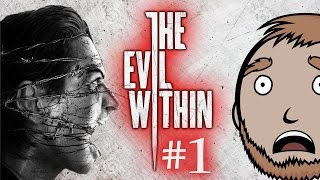 Two Best Friends Play The Evil Within (Part 1)
