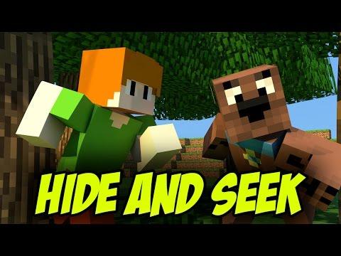 Minecraft Mods - MORPH HIDE AND SEEK - SCOBBY DOO MOD