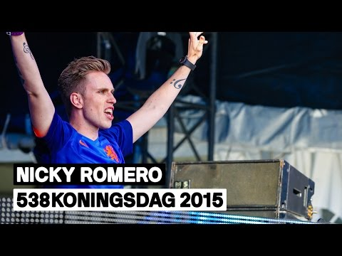 538Koningsdag 2015 | Nicky Romero (Full live-set)