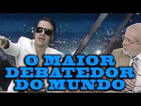 O MAIOR DEBATEDOR DO MUNDO ESCROTO GOMES