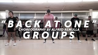 Brian McKnight quotBack At Onequot Groups  Choreography by Alfred Remulla
