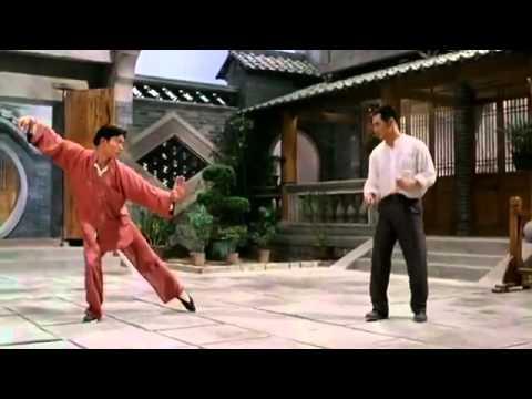 JetLi - Trận đấu Kungfu đẹp mắt của Lý Liên Kiệt