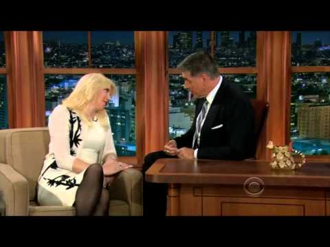 The Late Late Show  Craig Ferguson Courtney Love  Interview July 29, 2013