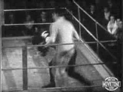 OLD FRENCH BOXING SAVATE 29.03.1934 Image 1