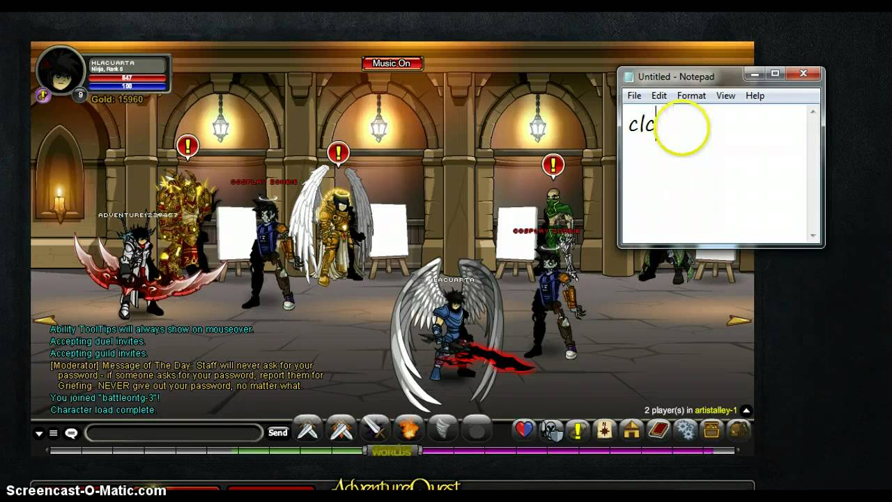 Wings Aqw Aqw How to Get Wings of Hope