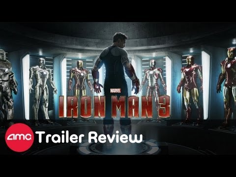 IRON MAN 3 Trailer Review & Discussion