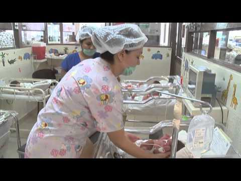 Reafirman liderazgo del Hospital General de Ciudad Victoria en cuidados del recién nacido