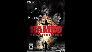 Rambo: The Video Game 2014 Part 2