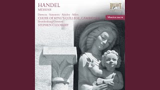 Messiah Hwv 56 Pt I 19 Recitative Then Shall The Eyes Of The Blind Be Open 39 D Alto