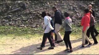 Raw: Obamas Visit Mandela's Prison 7/1/13